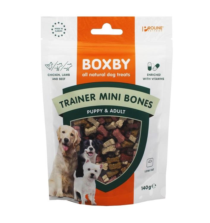 Boxby Proline Mini Trainer Bones