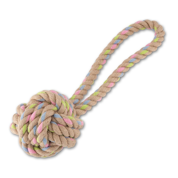 Beco Rope boll med handtag