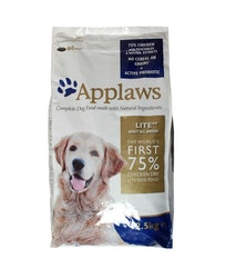 Applaws Adult All Breeds Lite, Chicken, 7,5 kg.