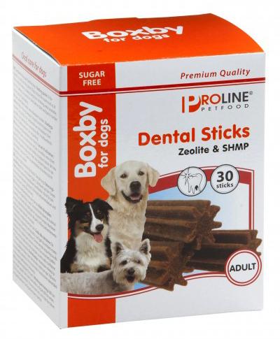 Boxby Proline Dental Sticks