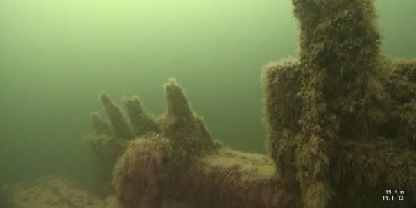 Dykning i Östersjön