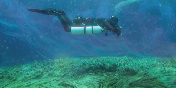 Sidemount det enkla sättet att dyka