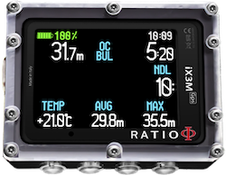 Ratio Computers iX3M Gps