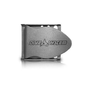 DiveSystem Remspänne i rostfritt stål