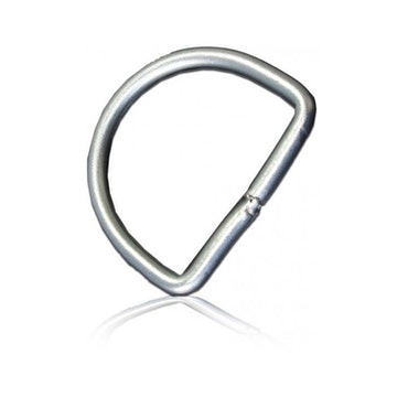DiveSystem 50mm stainless steel D-ring