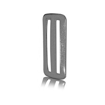 DiveSystem Viktbälteshållare i Rostfritt stål