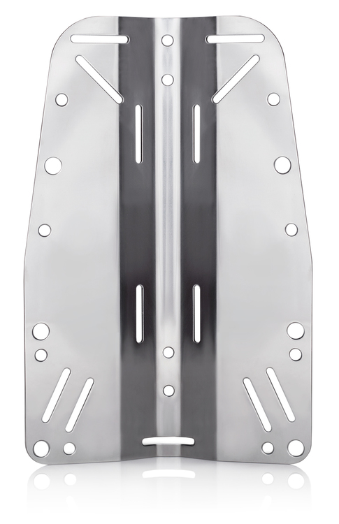 FinnSub Backplate till Fly Side