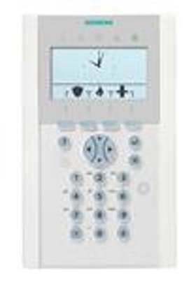 Siemens Comfort Manövertablå med Tal/Prox K 623