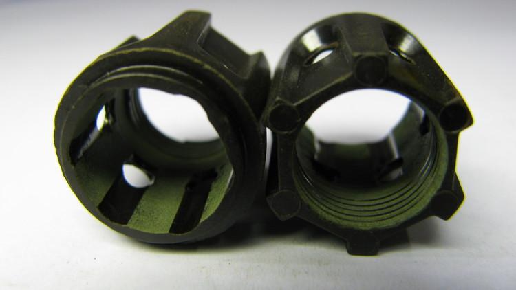 Gasfördelare DINSE 10-3-540/1607 (Gängad)