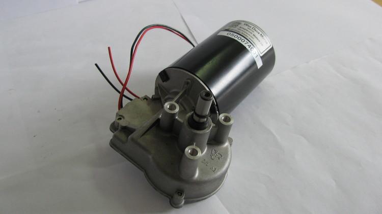 Matarverksmotor med tacho (äldre)