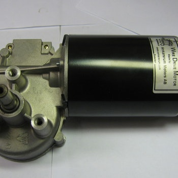 Matarverksmotor med Enchoder tacho
