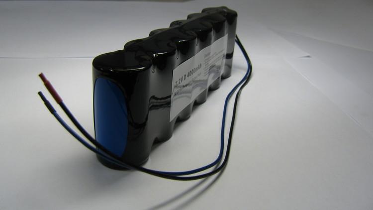Backup batteri 7,2V