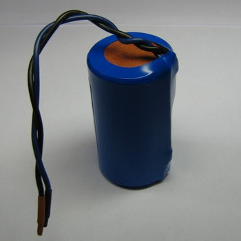 Backup batteri 3,6V