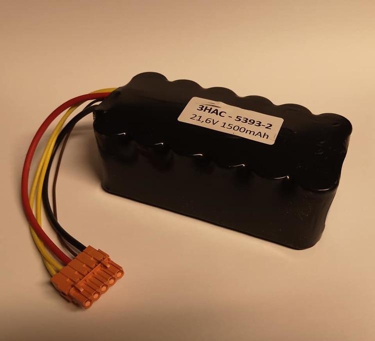Backup batteri 21,8V