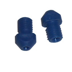 Nippel blå 1,0mm