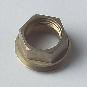 Matarhjul 0.8mm CMT (med mutter)