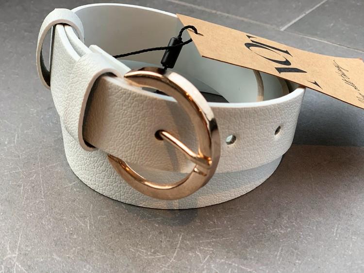 NOT Skärp - Single Golden Ring White