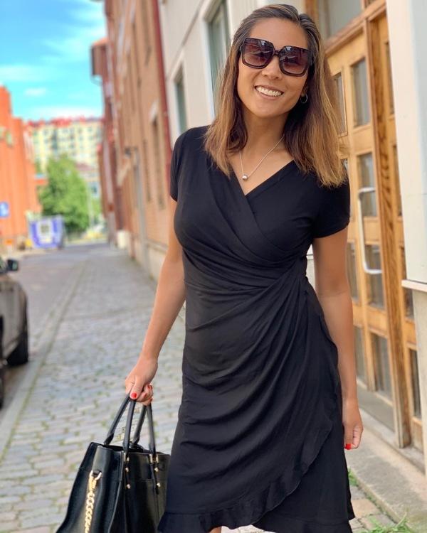 NOT Omlottlänning - Jente SS Black