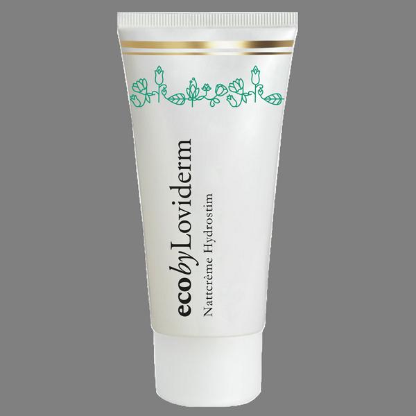 ecobyLoviderm Nattcrème Hydrostim 50 ml