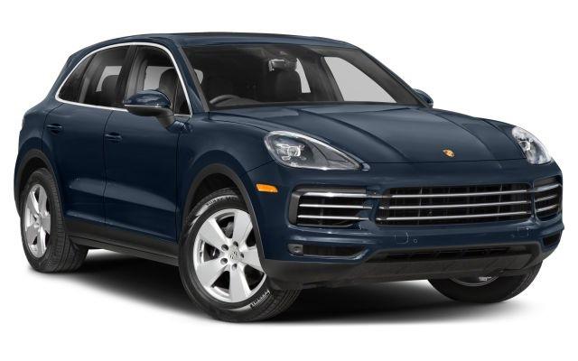 Aurinkosuojakalvo Porsche Cayenne