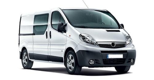 Nissan Primastar Van