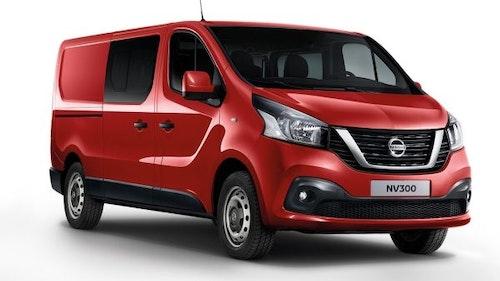 Nissan NV300 Crew