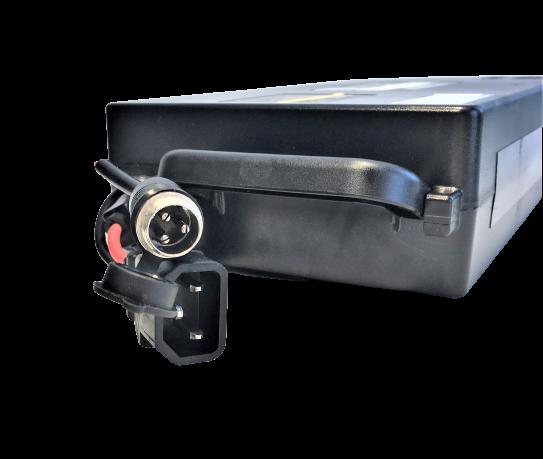 Batteri 60V - Olika ampere