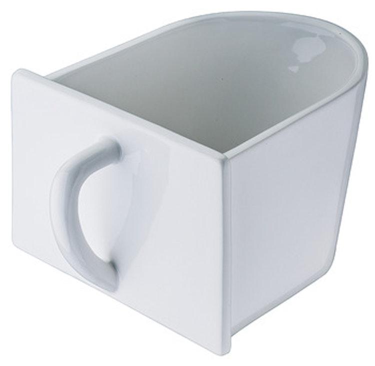 Behållare för mjöl, keramik