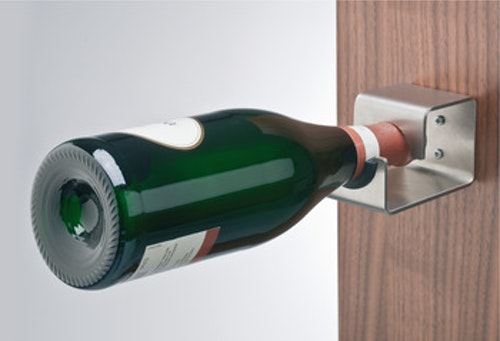 Hållare för flaska