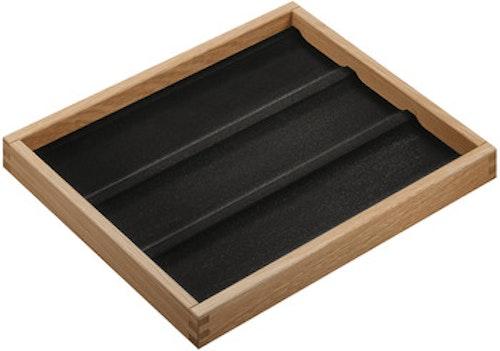 Smyckesbox med 3 fack
