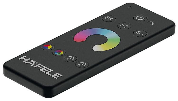 Fjärrkontroll för LED-stripe RGB