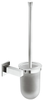 WC-borste, krom