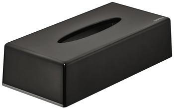 Tissuebox, svart