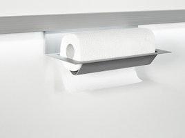 Pappershållare till utbyggbart förvaringssystem