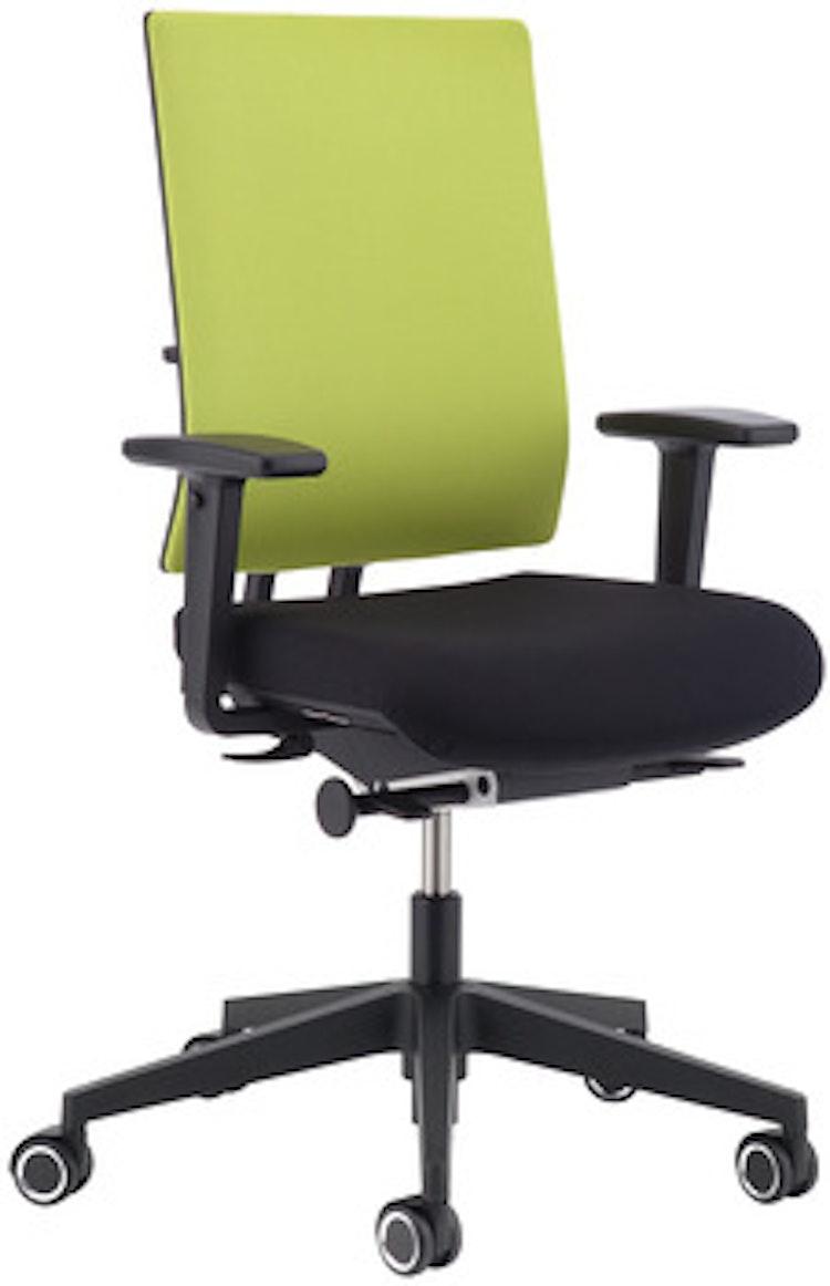Kontorsstol - O4001, smaragd