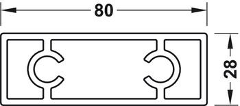 Komplett bänkstativ - olika längder