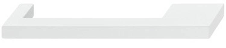 Modell H844 - finns i krom, nickel, vit RAL, vit alu, svart RAL och svart used look, cc 160 och 192 mm
