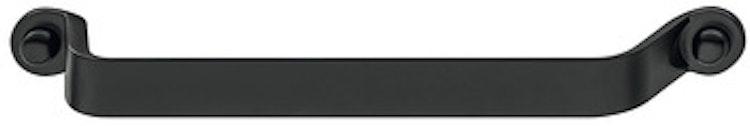 Modell B1111 - finns som förzinkad, antik mässing, krom och matt svart, cc 160 mm