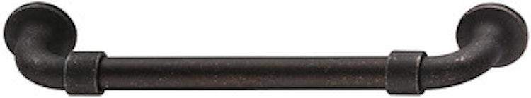 Modell B756 - finns i matt svart, cc 160 och 320 mm