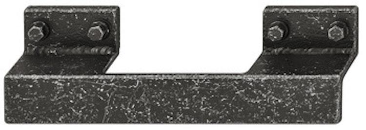 Modell B 1634 - finns som metallfärgad och antikt tenn, cc 32, 96 och 160 mm