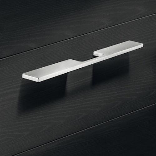 Modell B6259 - finns i svart och krom, längder 300 - 800 mm