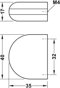 Modell L12 - finns i svart