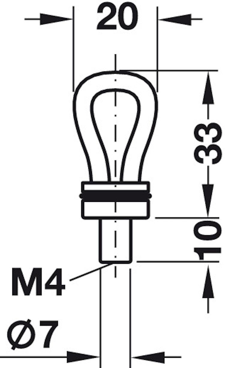 Modell L335 - finns i ljusbrunt