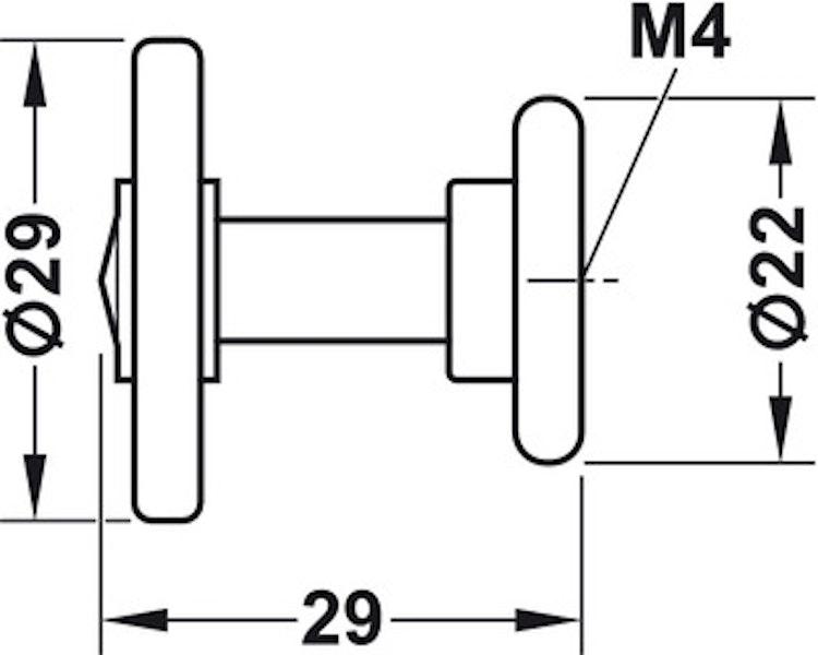 Modell L63 - finns i ljusbrun, mörkbrun och svart