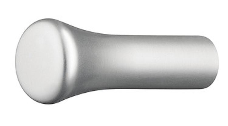 Möbelknopp, finns i silver, svart och guld