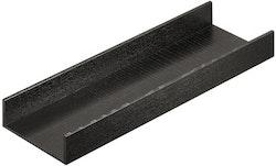 Besticksinsats - Flex. Bygg din egen inredning till dina lådor. Finns i ek och svartbetsad ask.
