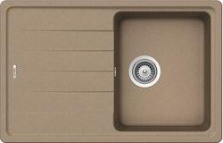 Sink AS016 - finns i vit, beige, caramel, grå, anthracite, metallic svart och matt svart