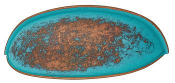 Skålhandtag - finns som Oljad brons, koppar, matt nickel och rustik koppar
