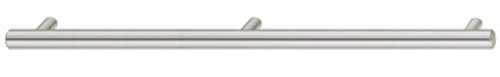Modell H 4533 - rostfritt, cc 960, 1060, 1160, 1560 och 1760 mm (Finns i mycket långa längder)