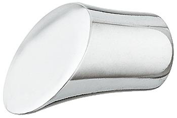 Möbelknopp - finns i polerad och matt krom